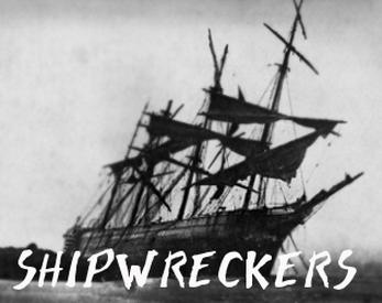 Shipwreckers Gioco di Ruolo PbtA Storie di Ruolo Luke Jordan