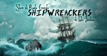 Shipwreckers Italiano Traduzione Gioco di Ruolo Storie di Ruolo Luke Jordan