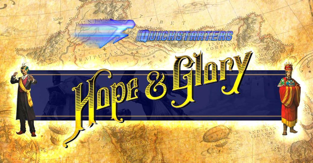 Hope and Glory Savage Worlds