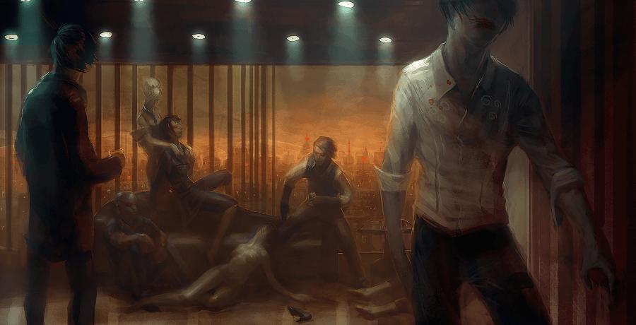 Vampiri la Masquerade Coterie