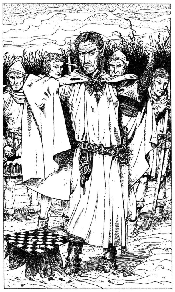 Il Regno di Wyrd Enigma Blood Sword