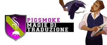 Magie di Traduzione Pigsmoke Storie di Ruolo Space Orange 42 Gioco di Ruolo Powered by the Apocalypse