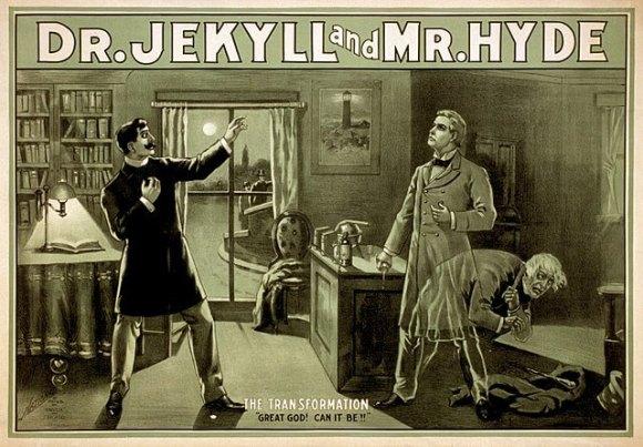 Jekyll & Hyde poster