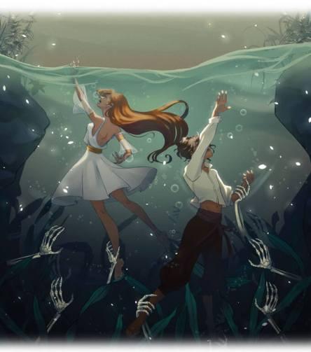 Afterlife Wandering Souls Intervista Elizabeth Chaitpraditkul Storie di Ruolo Kickstarter