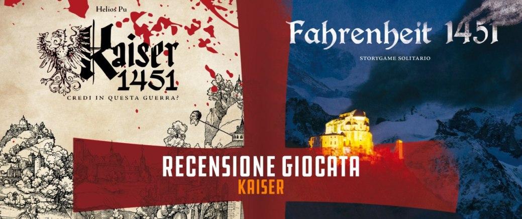 Kaiser 1451 Cover