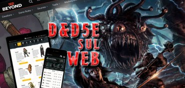 Dungeons & Dragons i Siti Ufficiali D&D Beyond DM Guild Adventurers League Sage Advise Unearthed Arcana Storie di Ruolo