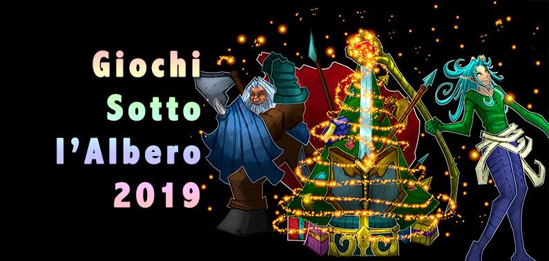 Diego Pisa Artwork Giochi Sotto l'Albero 2019 Storie di Ruolo