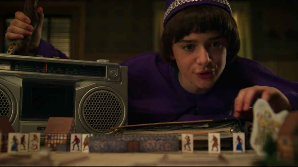 Will D&D Stranger Things Storie di Ruolo