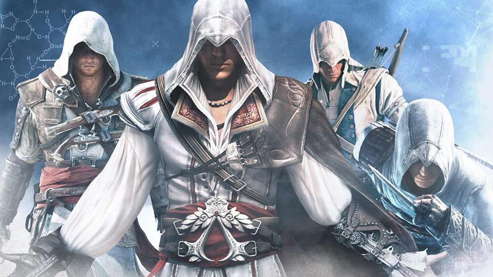 Assasin's Creed Anime