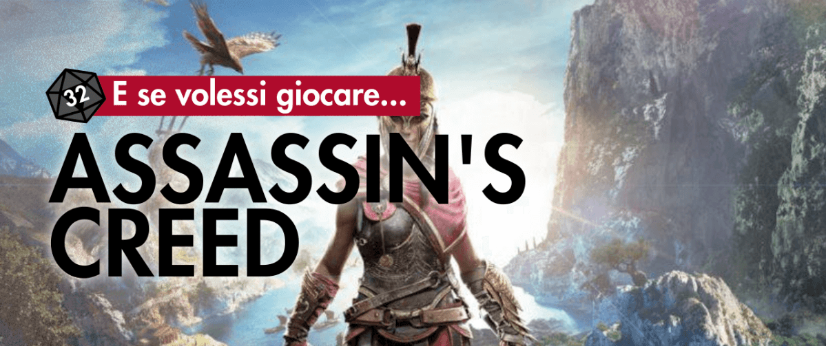 E se volessi giocare... Assassin's Creed - Cover