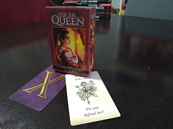 For the Queen X-Card