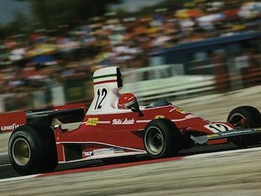 La Ferrari di Lauda