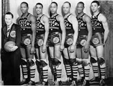 Gennaio 1927: gli Harlem all'esordio
