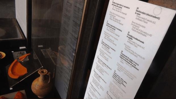 3spec Roma-2-cosa mangiavano i romani al Colosseo 4