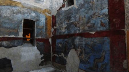 vivere e morire a Pompei - scavi 6