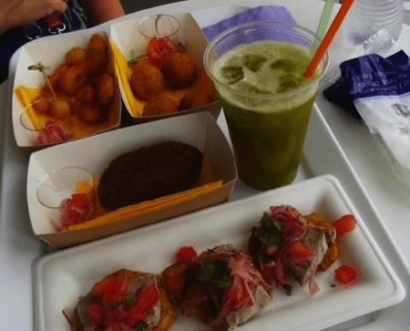 Expo Ecuador ristorante 1
