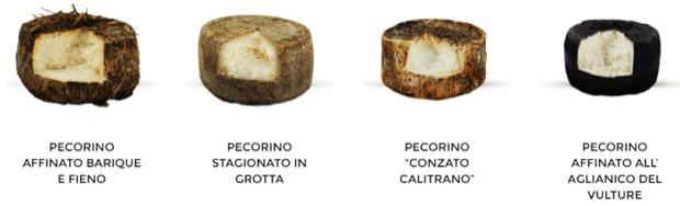 formaggi irpinia caseificio D e D Calitri 3