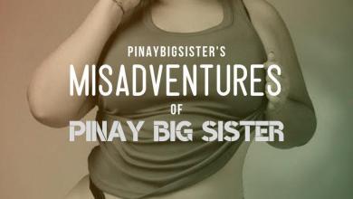 Misadventures of Pinay Big Sister
