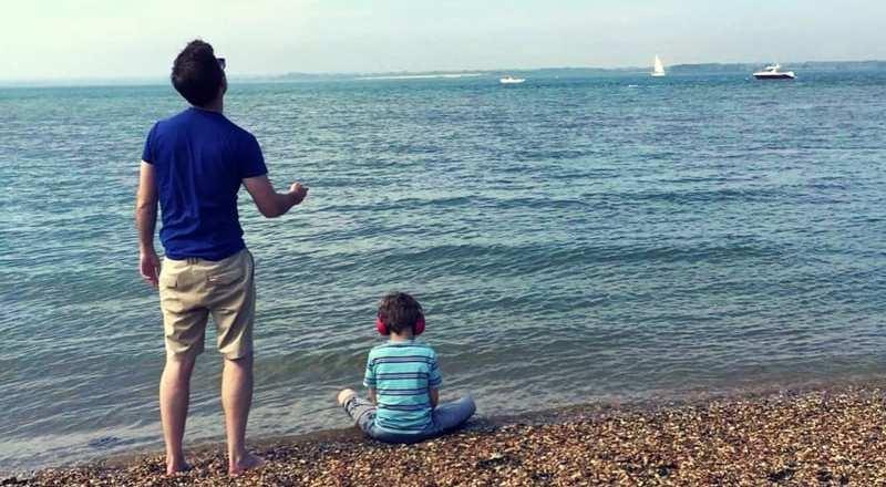 Autism co-parenting