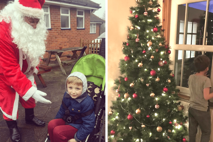 Autism and Christmas: Why I find this time of year so hard