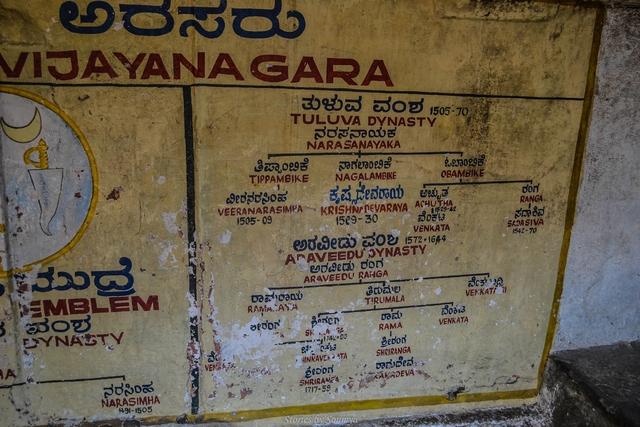 Family Tree | Virupaksha Temple of Hampi | Stories by Soumya