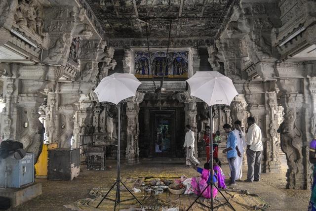 The Ranga Mandapa | Virupaksha Temple of Hampi | Stories by Soumya