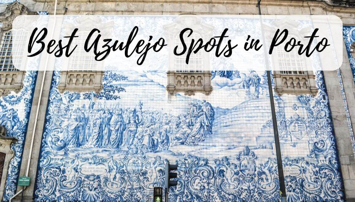 Where To Spot The Best Azulejos In Porto - STORIES BY SOUMYA