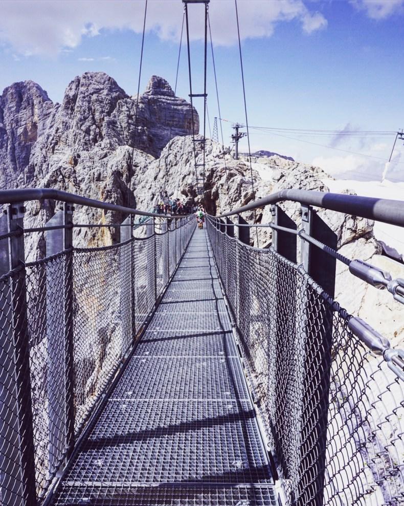 Hängebrücke Hoher Dachstein