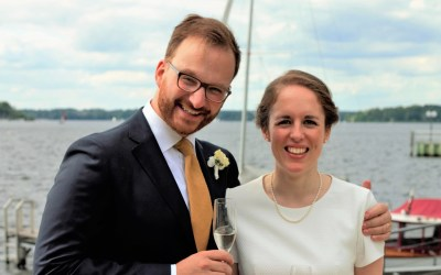 Wedding of Juliane & David in Berlin