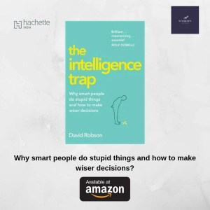 Hachette India THE INTELLIGENCE TRAP