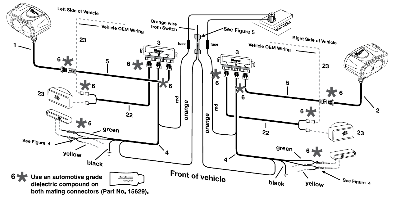 Snow Plow Solenoid Wire Diagram Together With 12v Starter Relay Wiring