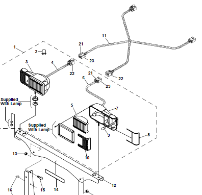 Wiring Diagram For Meyers Snow Plow Lights - Wiring Diagram