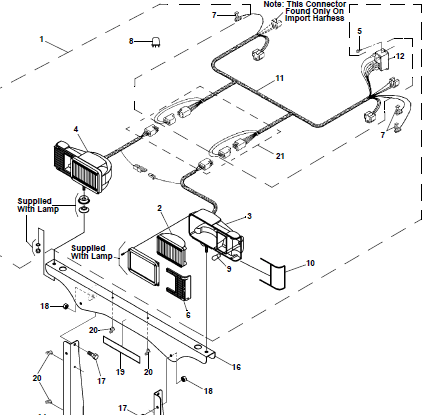 Blizzard Snow Plow Light Wiring Diagram Cub Cadet 3000