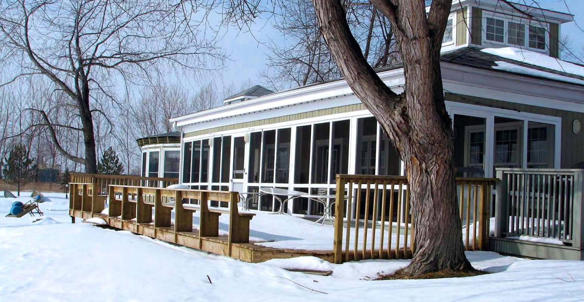 Winter SYC Clubhouse