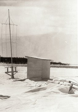Original Race Mast & Race Shack