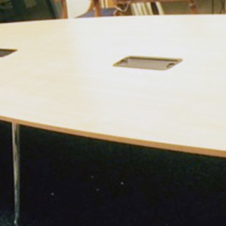 customised boardroom table