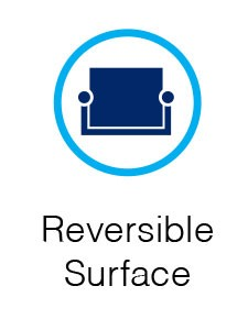 reversible surface