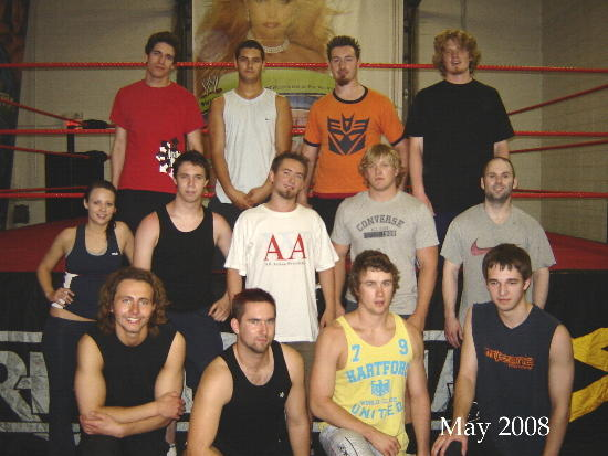 Storm Wrestling Academy - May 2008