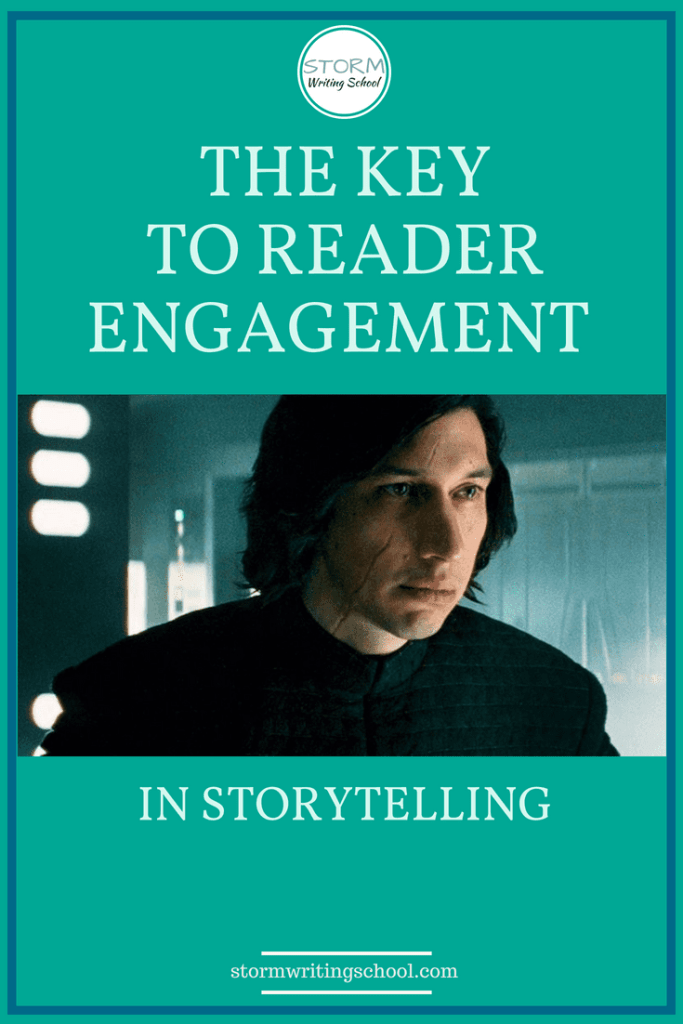 Discover the key to reader engagement in your stories | stormwritingschool.com