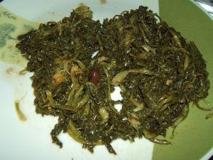 Paparina, piatto povero del Salento
