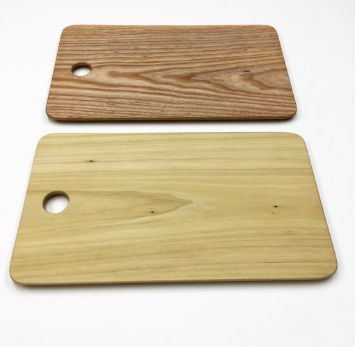 Wooden Serving Platter by Stornish