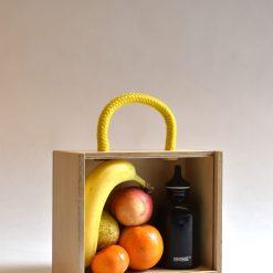 Plywood Lunch Box