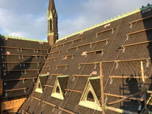 Acro Slate Roofing Bracket