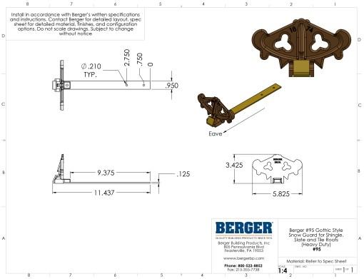 SGBR95 Drawing
