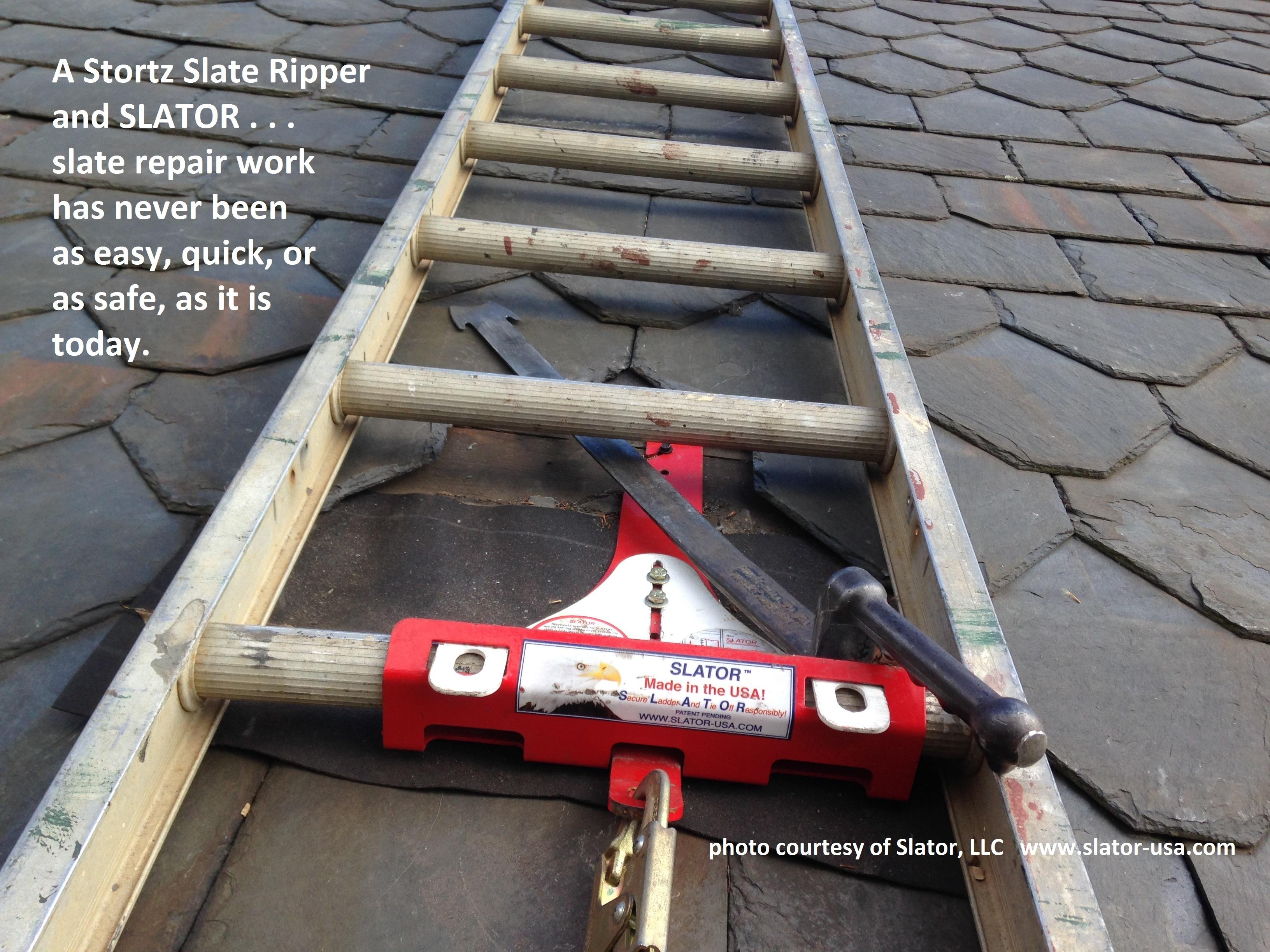 Slator Ladder Clamp Osha Compliant Stortz Amp Son