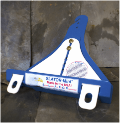 Slator mini ladder clamp
