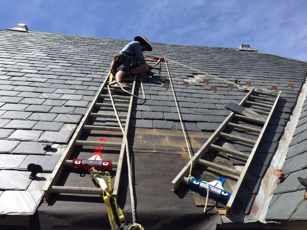 7 Tools Needed For Slate Roof Repair