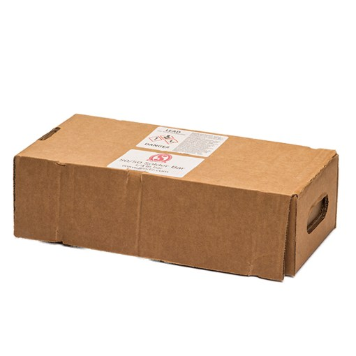 Box of Bar Solder