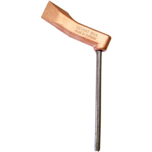 7016-30 Sievert 10 oz Copper Bit
