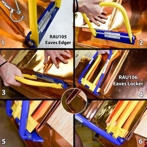 Rau105 & Rau106 In Use Diagram